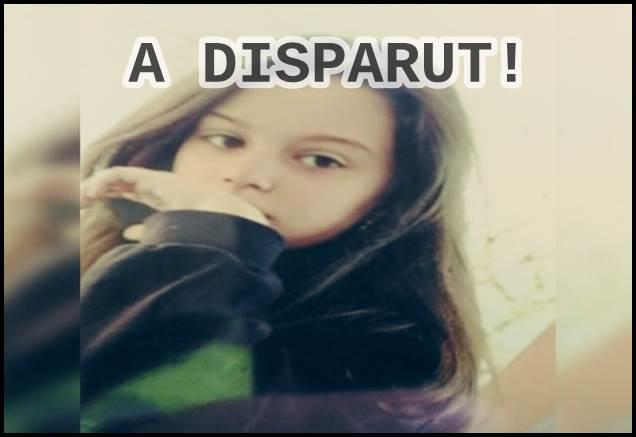 Alia Maria Matei a disparut in cluj napoca politia o cauta cu disperare