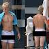 Fotos de Justin Bieber con la ropa interior húmeda causan revuelo entre los fanáticos.