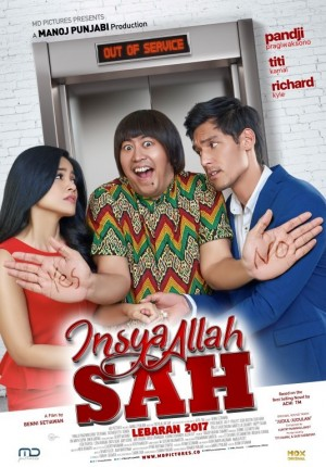 Download Insya Allah Sah (2017) DVDRip Full Movie