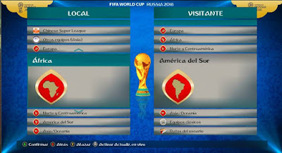 PES 2018 / PES 2017 Flags Pack FIFA 18 World Cup 2018 Russia by JAS