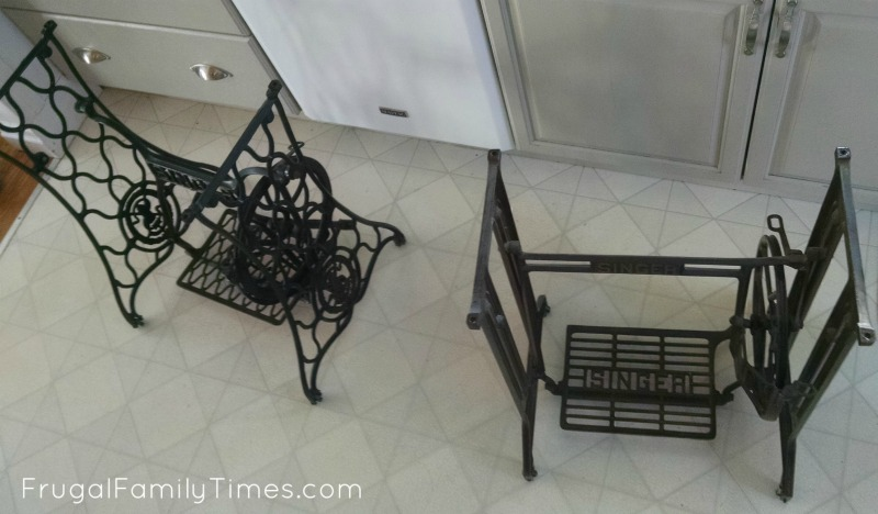 ideas tables recycled table sewing diy that your machine will design enhance magnificent home