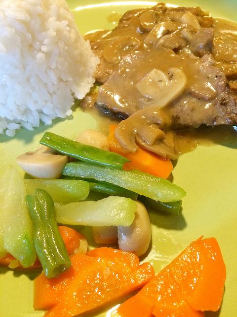 Beef Stew with Potato Gnocchi