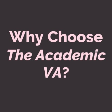 Are you tired of trying to do everything on your own? Running a blog and Teachers Pay Teachers store can be exhausting! Let Heather and her team at The Academic VA help you out! Click through to learn why you should choose The Academic VA to meet all of your virtual assistant needs and help take your teaching resources to the next level!