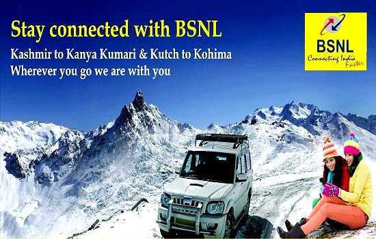 BSNL to launch new postpaid mobile plan 'Ghar Wapsi' @ ₹399 with unlimited free any network calls & 30GB data from 1st March 2018