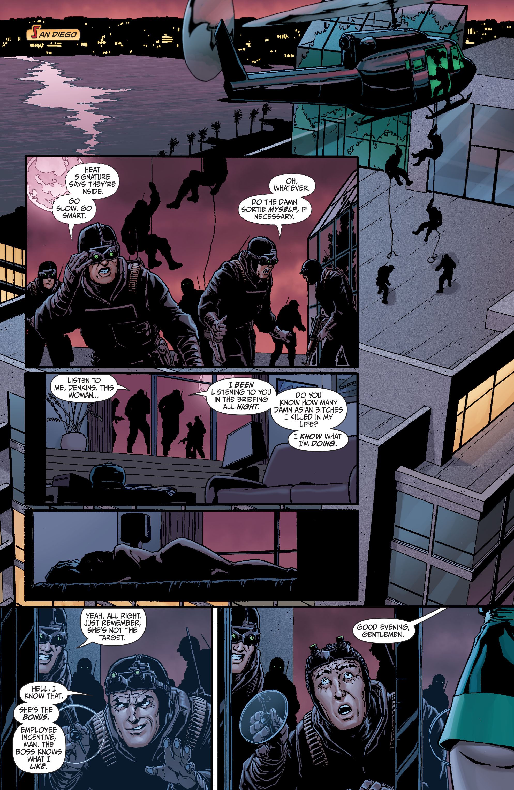Read online Secret Six (2008) comic -  Issue #19 - 13