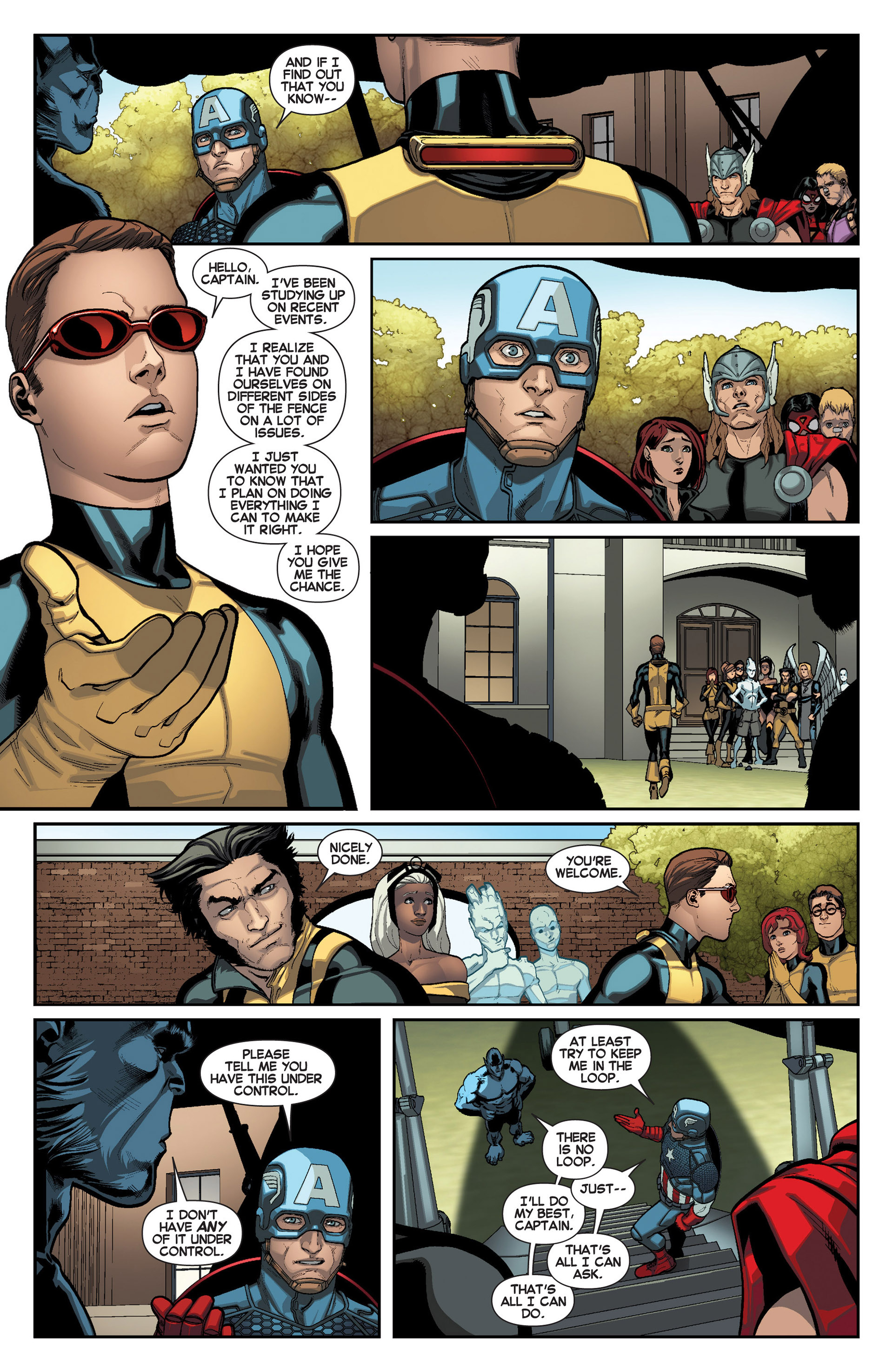 Read online All-New X-Men (2013) comic -  Issue #8 - 17