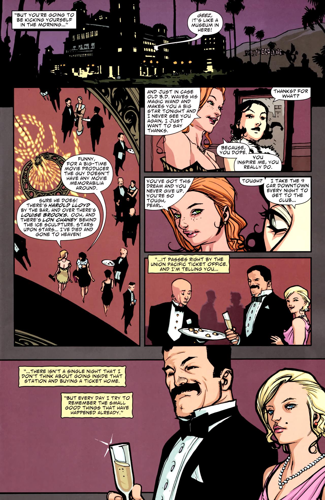 Read online American Vampire comic -  Issue #1 - 15
