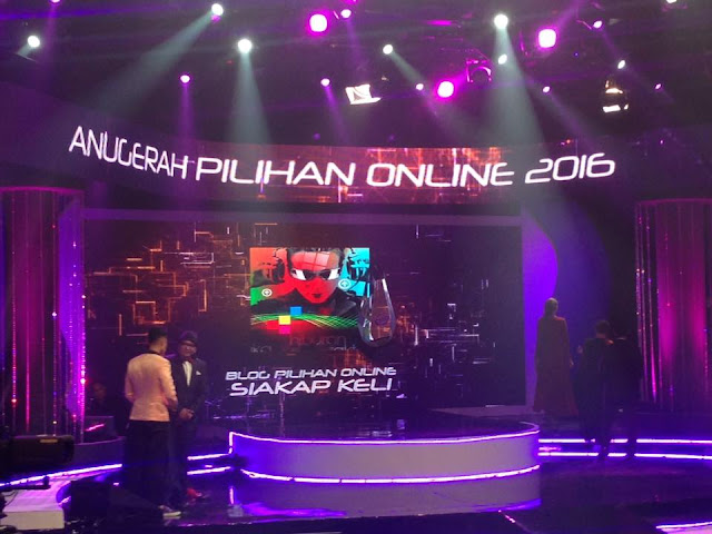 Siakap Keli - Menang Anugerah Blog Pilhan Online APO2016