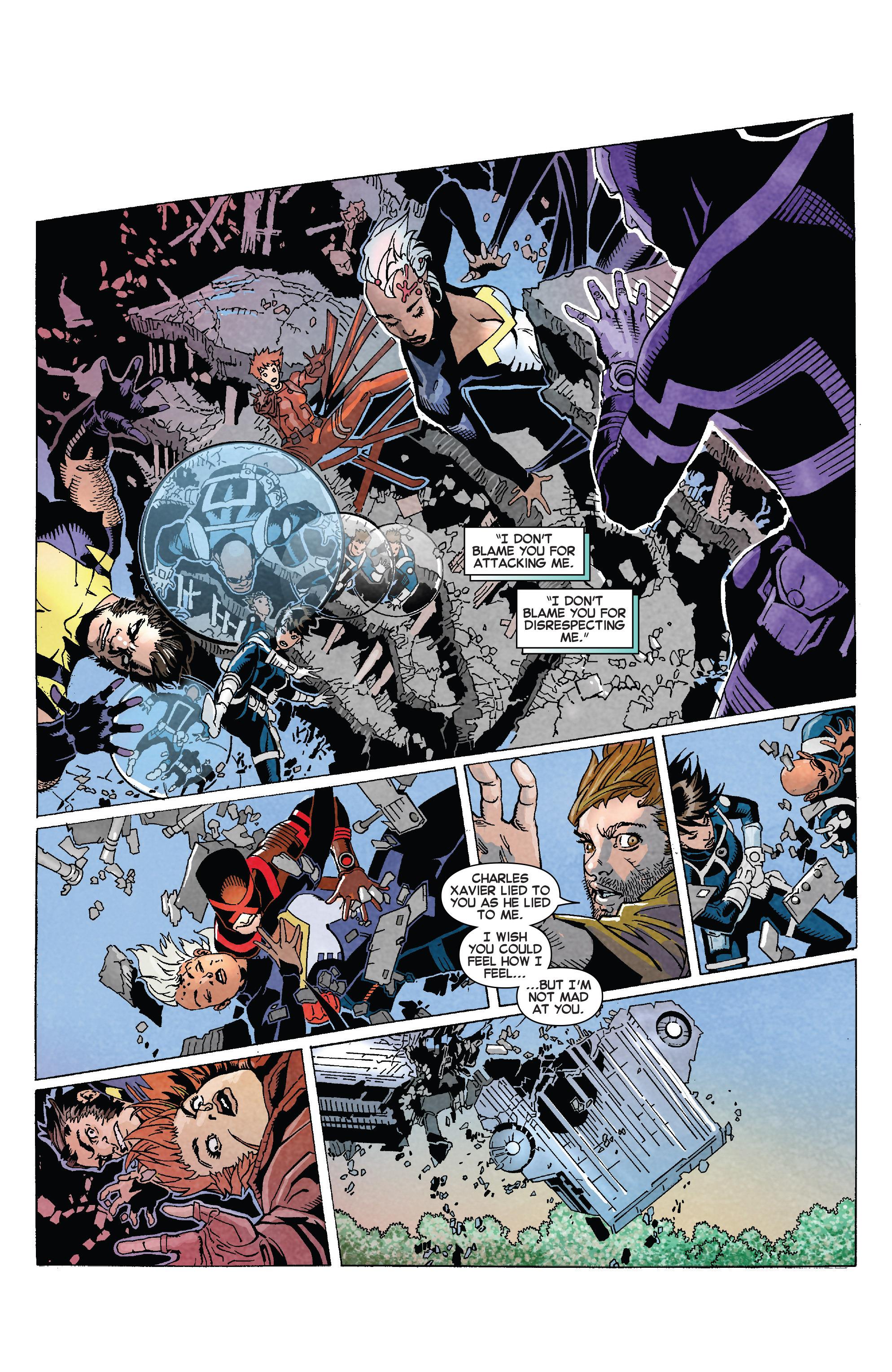 Read online Uncanny X-Men (2013) comic -  Issue # _TPB 5 - The Omega Mutant - 30