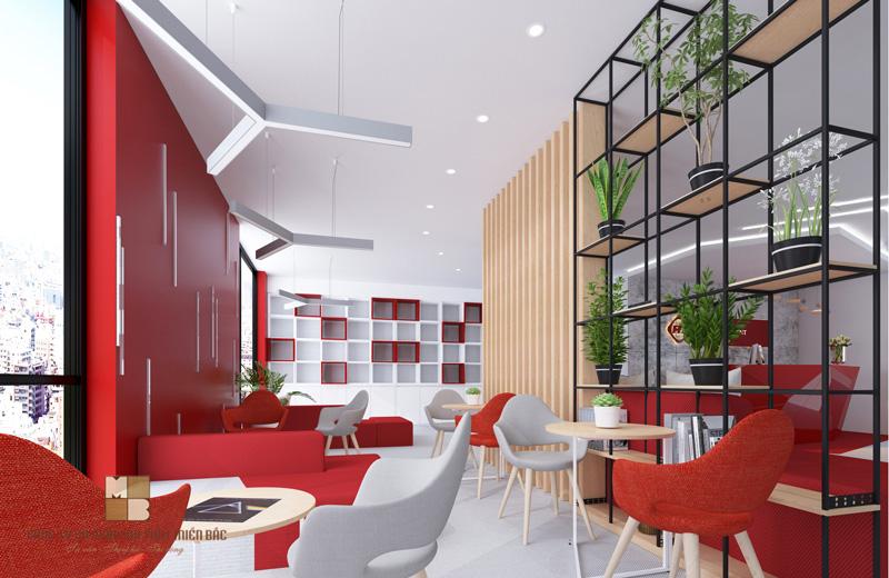Thiết kế văn phòng trọn gói với ý tưởng chất lượng