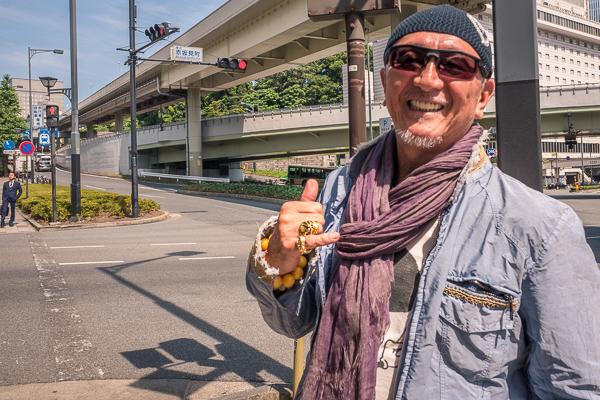Duke Saraie in Akasaka, Tokyo.