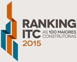 Ranking ITC das Maiores Construtoras