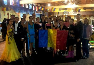 Romania bine reprezentata in Slovenia
