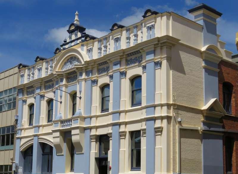 Heritage building, Launceston