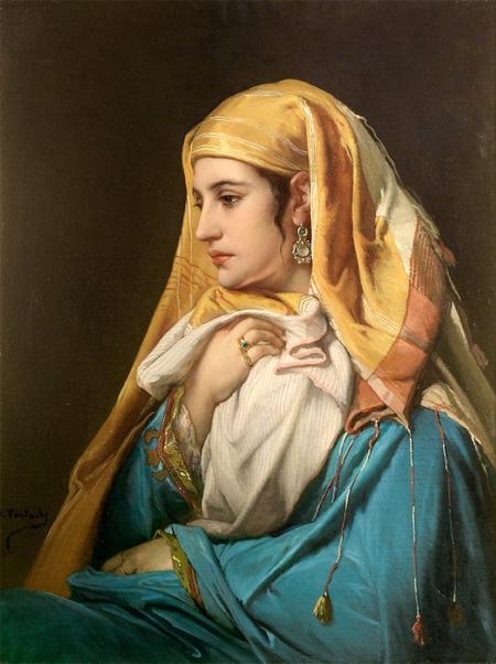 Jean-François Portaels | Belgian Painter | 1818 - 1895