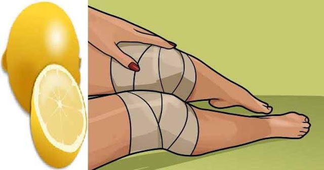 How to Use Lemon to get rid of Knee Pain at Home
