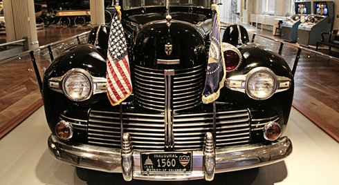 presidential vehicles henry ford museum