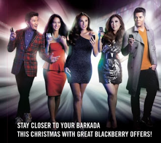 BlackBerry Smartphone Holiday Sale