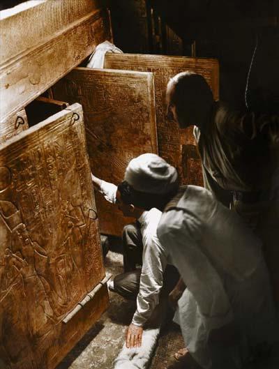 makam-firaun-Tutankhamun-2