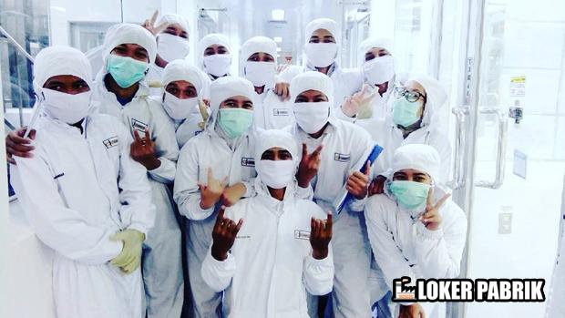 Pabrik PT Dankos Farma
