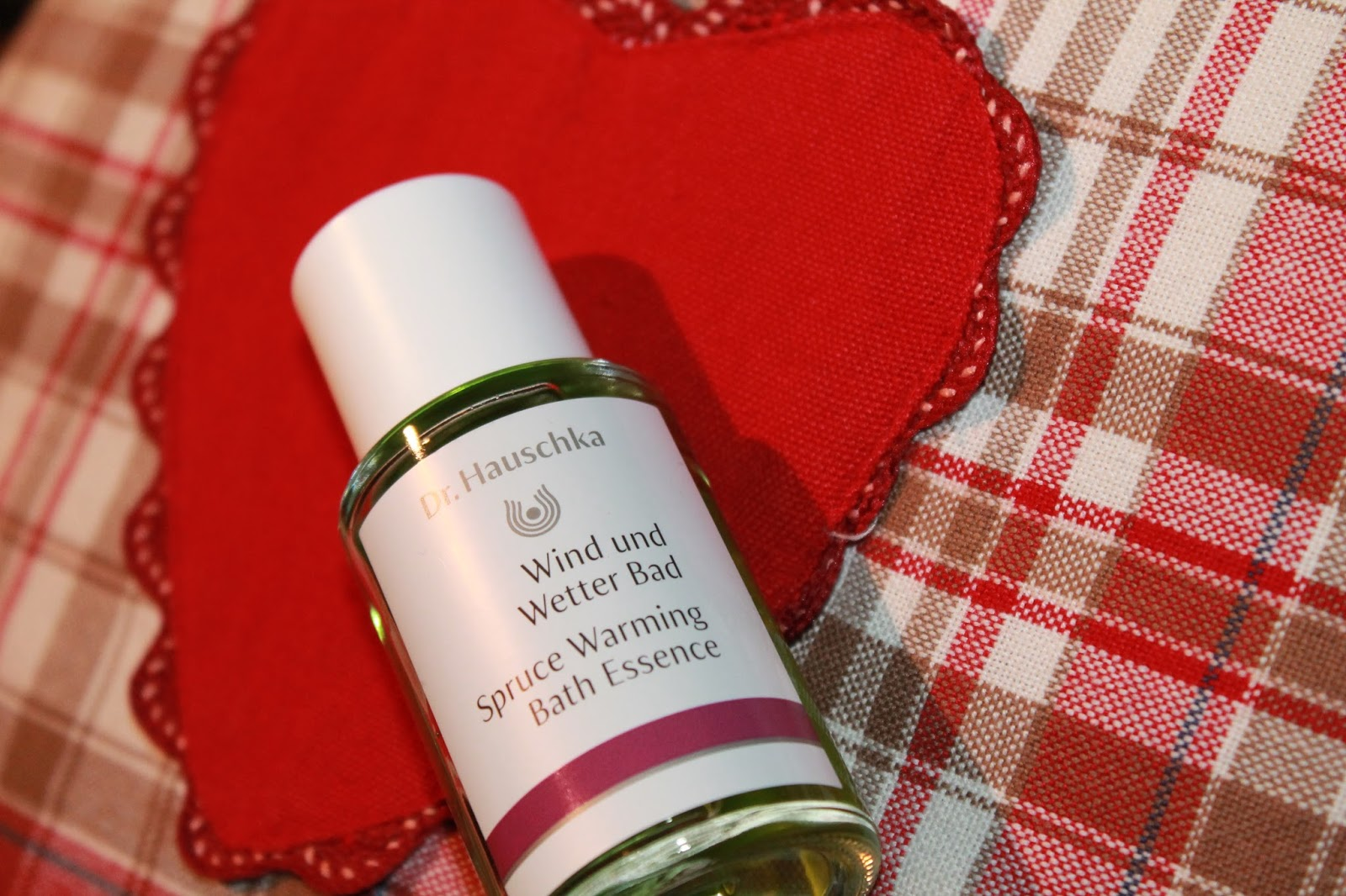 9cdd7537d887 Dr.Hauschka Spruce Warming Bath Essence is really wonderfully soothing and  warming