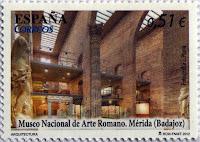 MUSEO NACIONAL DE ARTE ROMANO. MÉRIDA