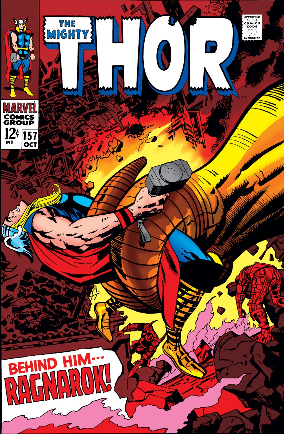 Thor (1966) 157 Page 1
