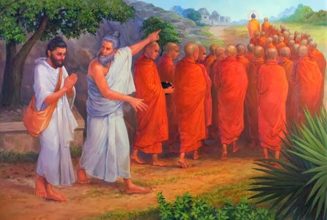 Đạo Phật Nguyên Thủy - Đường Xưa Mây Trắng - Chương 59: Nhảy cao mấy cũng rơi lại vào trong lưới