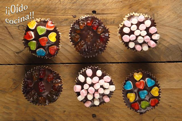 """�Magdalenas, muffins o cupcakes"""""""