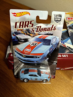 Hot Wheels RLC Cars & donuts copo camaro