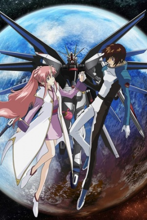 Action, Romance, Mecha, Military, Sci-Fi, Space, Drama , Anime , 2002