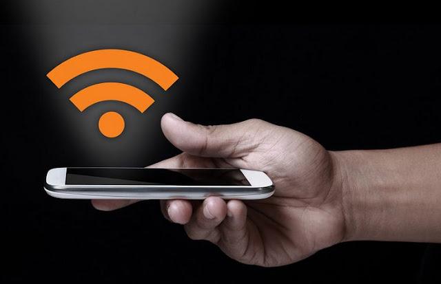 Kecepatan Wifi Kalah Sama Internet Seluler