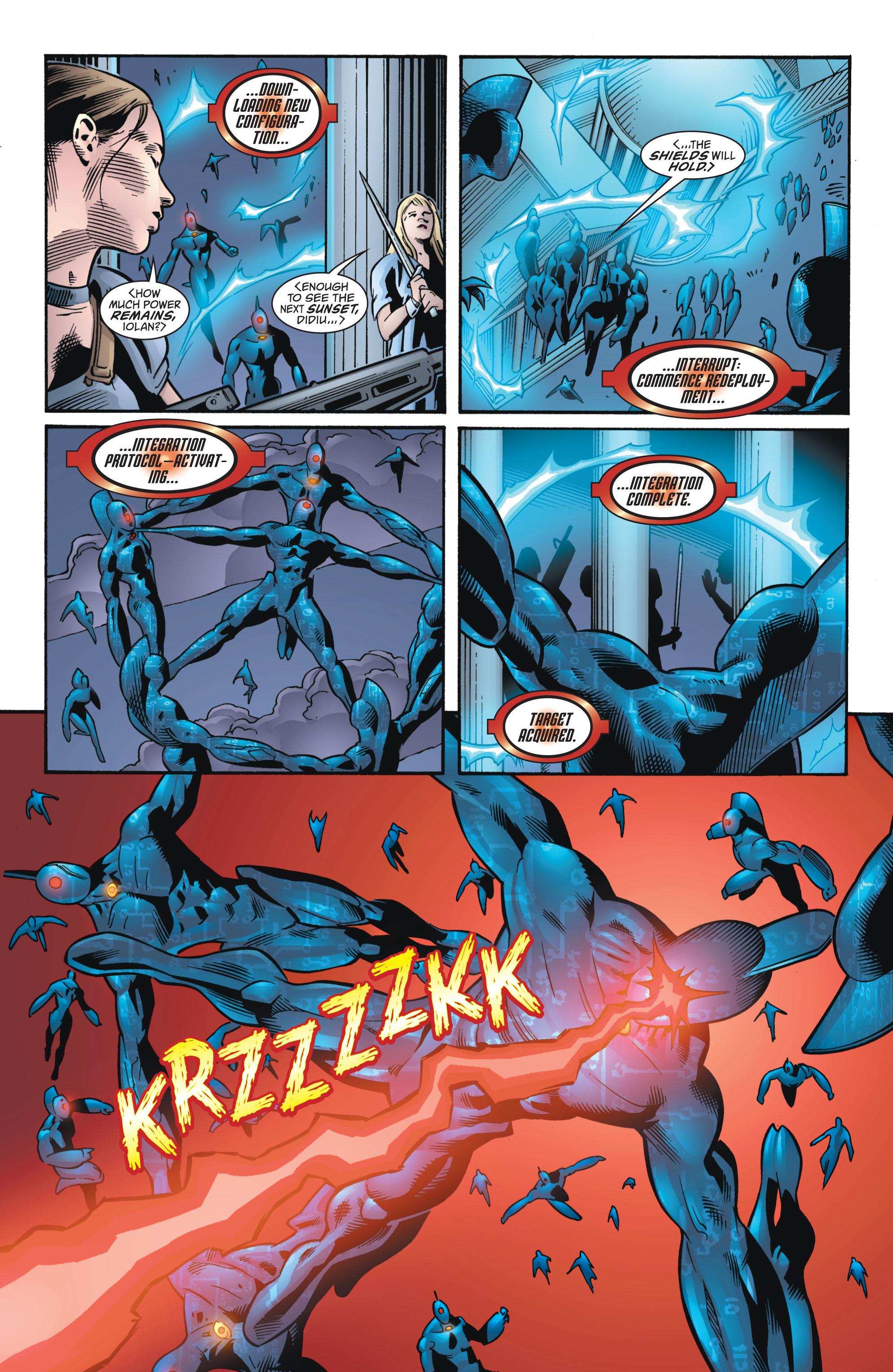 Read online Wonder Woman (1987) comic -  Issue #224 - 9