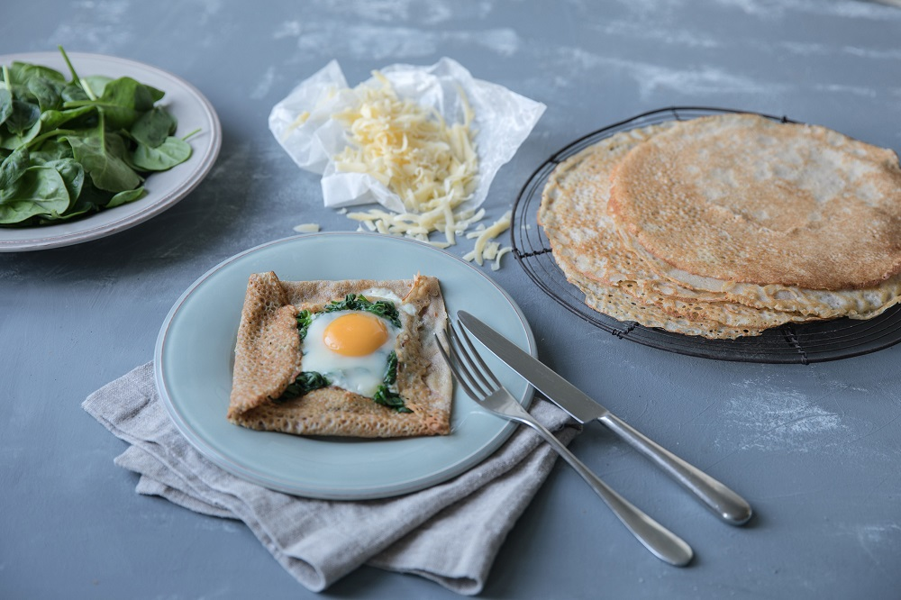 Recipe For Pancake Day From Doves Farm