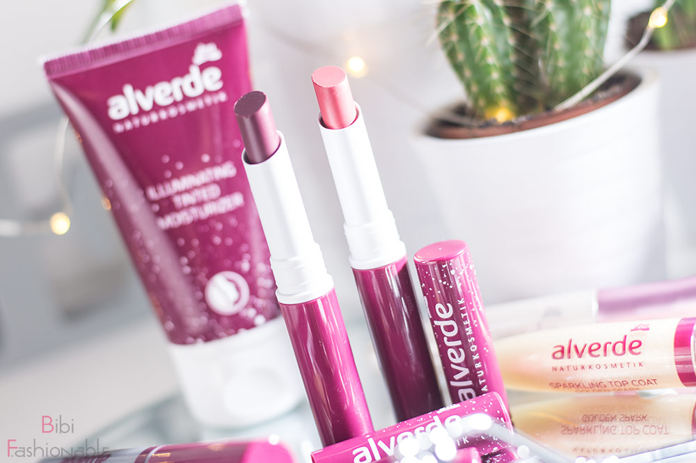 Alverde Antique Shades Lippenstifte