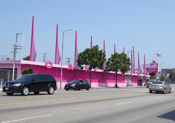 Lyft Car Wash La Cienega Blvd Los Angeles