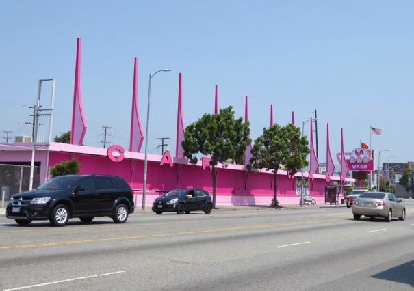 Lyft Car Wash La Cienega Blvd Los Angeles