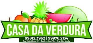 CASA DA VERDURA EM ITAÚ/RN