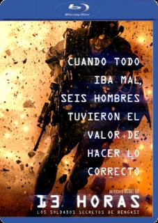13 Horas: Los Soldados Secretos De Bengasi (2016) Dvdrip Latino [Thriller] ()