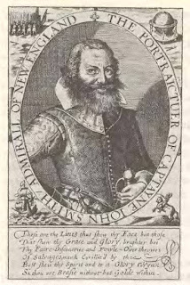 Capitán John Smith.