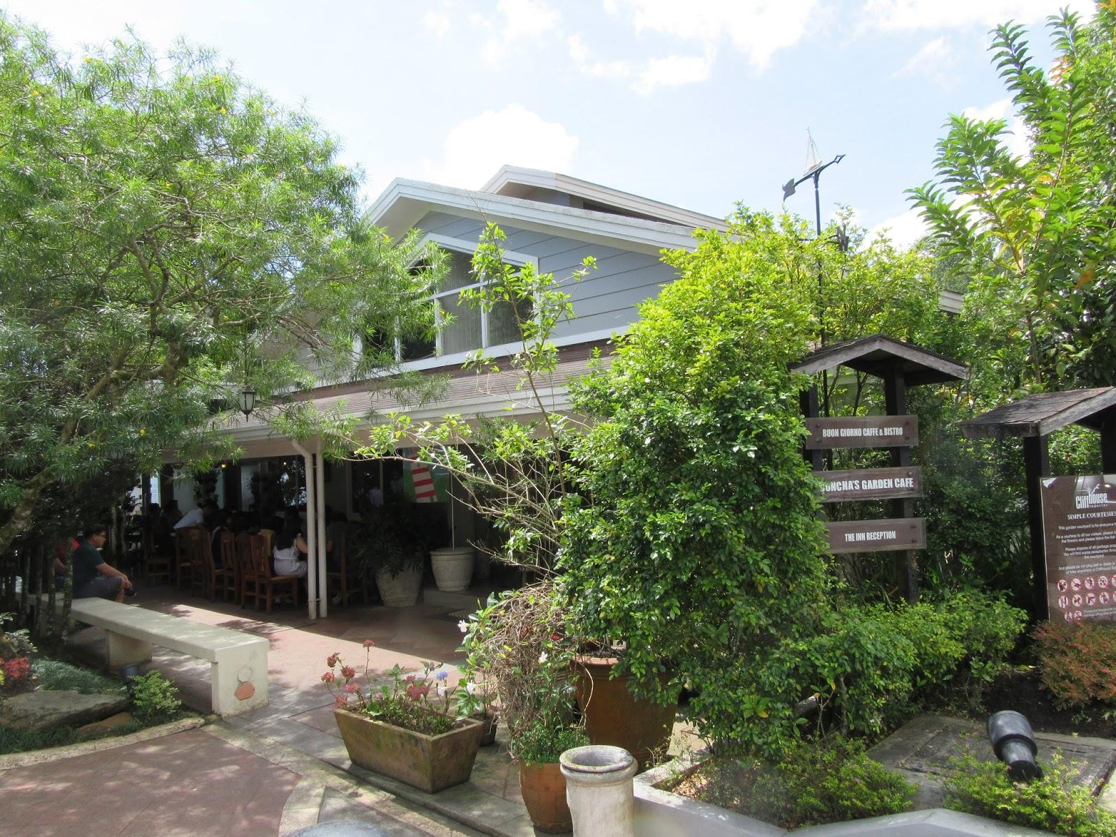 Norwegian Epic Garden Cafe Menu