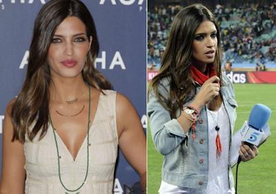 Sara Carbonero Presenter Olahraga Tercantik, Seksi dan terpanas di Dunia