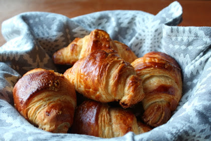 Croissants – Slightly Easier than Flying to Paris