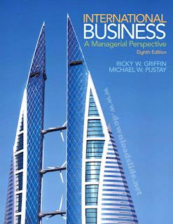 International Business 8th Edition by Griffin and Pustay