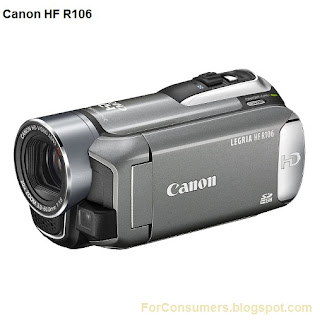 Canon LEGRIA HF R106 camera review at www.testproductreview.com