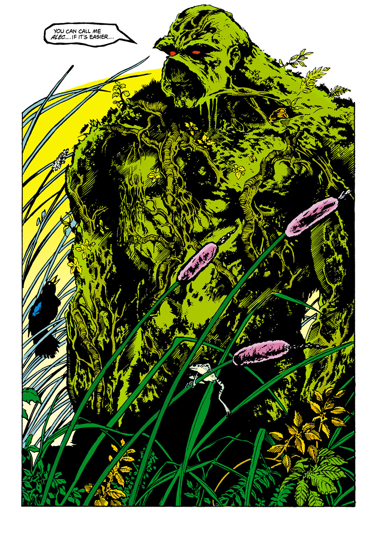 Swamp Thing (1982) Issue #29 #37 - English 4
