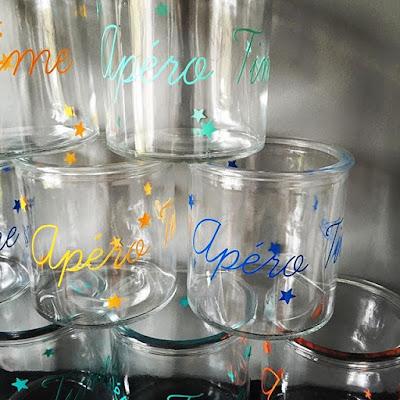 verres sticker apéro-une étoile m'a dit