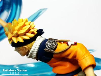 Figuras: Review del Figuarts Zero Uzumaki Naruto - Rasengan - 絆 kizuna (relation) de Naruto Shippuden - Tamashii Nations