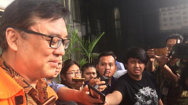Petinggi Lippo Group Segera Jalani Sidang Korupsi Meikarta