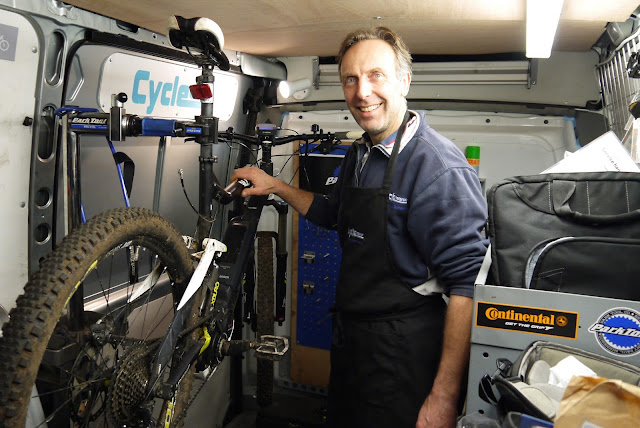 Mobile e-Bike Mechanic